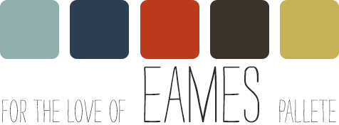 Studio C: for the love of Eames palette