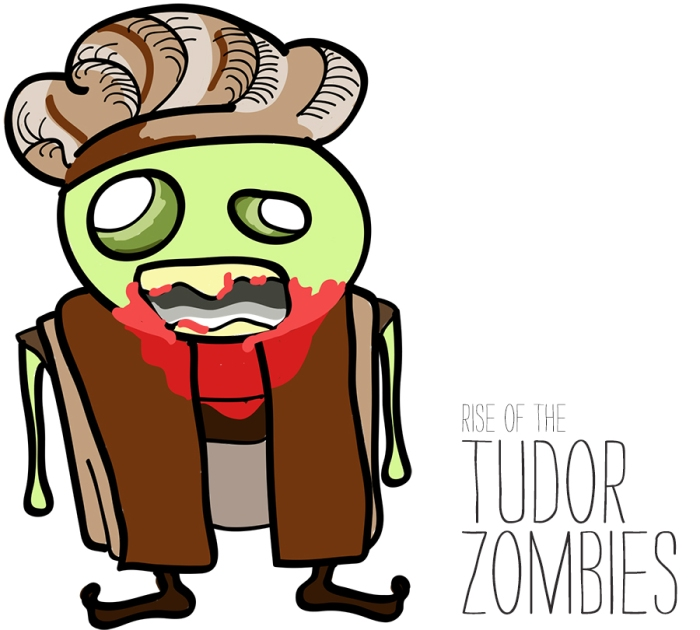 © studio c | all rights reserved: Rise of the Tudor Zombies
