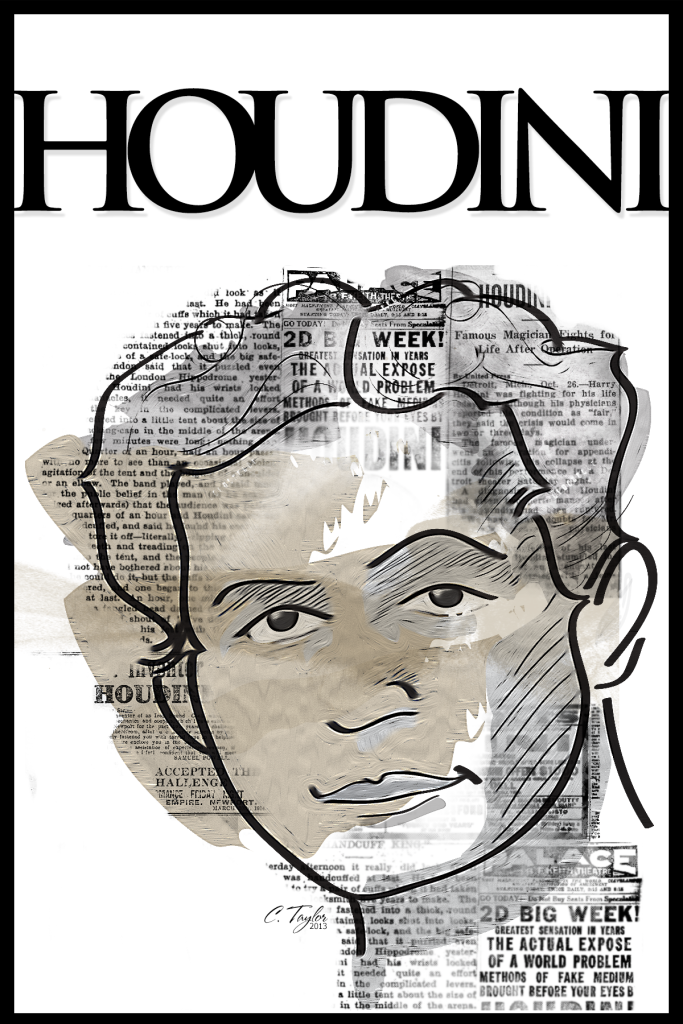 HOUDINI   © studio c   all rights reserved